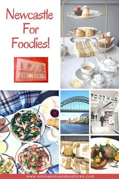 Newcastle for Foodies (England) by Emma Eats & Explores