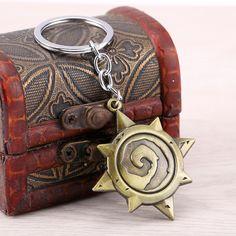 Hearthstone: Heroes of Warcraft Keychain