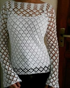 Blusa de crochê - https://sorihe.com/blusas02/2018/03/13/blusa-de-croche/ #blouses #tops #whiteblouse #blousesforwomen #ladiesblouse #blackblouse #silkblouse   #redblouse #blouseonline #chiffon #blouses #tops #white blouse #blousesforwomen #ladiesblouse #blackblouse #silkblouse #redblouse #blouseonline #chiffonblouse #whiteshirtwomens #sleevelessblouse #pinkblouse #satinblouse #sheerblouse #tieneckblouse #floralblouse #whiteruffleblouse #blousedress #womensshirts #shirtsandblouses…