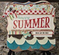 Amy Sotolongo: Happy Summer Tutorial Day 2