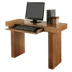 Monroe Desk in Walnut at Joss & Main