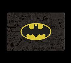 Conjunto Jogo Americano e Porta-Copos Batman DC