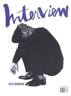Denzel Washington - Interview Magazine