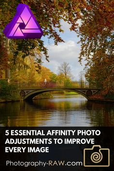 Learn how these essential 5 Affinity Photo adjustments can make your images look awesome in no time. An easy fix for almost every photo. Photography Software, Photography Lessons, Photoshop Photography, Image Photography, Macro Photography, Headshot Photography, Inspiring Photography, Photography Lighting, Flash Photography