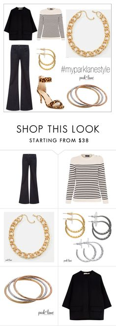 """""""My Park Lane Style"""" by parklanejewelry on Polyvore featuring 3x1, Saint James, Marni, parklanejewelry and myparklanestyle"""