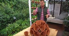Genius Planter Ideas To Add Something Interesting To Your Backyard - DIY Craft Projects