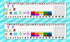 Back To School Desk Name Tag Super Pack Styles Include Chevron Polka Dots