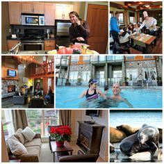 10 Places To Stay On Vancouver Island To Suit Your Mood - Traveling Islanders Mount Washington Hotel, Village Hotel, Luxury Suites, 7 Places, Heated Pool, Quebec City, Vancouver Island, Banff, Calgary