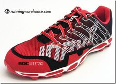 Inov-8 Roclite 243 These are my favorite trail running shoes ever.