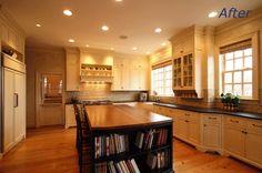 Transformation of the Week: Beautiful Kitchen Renovation in Leesburg, VA