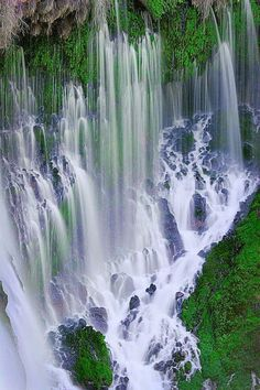 Burney Falls, Califo