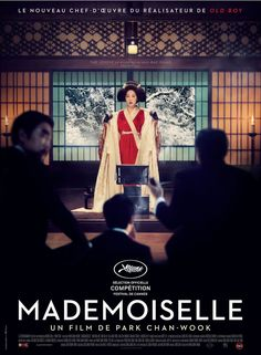 "♥♥♥♥ ""Mademoiselle"", un drame de Chan-Wook avec Kim Min-Hee, Kim Tae-Ri, Ha Jung-Woo. Beau Film, Mademoiselle Film, Film Movie, Kim Min Hee, Old Boy, Park Chan Wook, French Movies, Tv Series Online, Films"