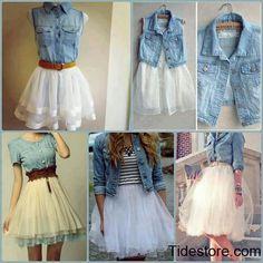 Denim and Diamonds gala -outfit inspiration