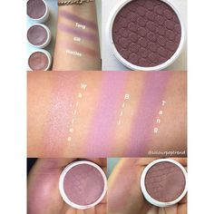Today I also compared the new eyeshadow Tang to Bill and Wattles Tang is such a beautiful shadow! At first I thought it was identical to Bill, but it is definitely deeper and more purple. I can't wait to play with it!  Who got it last week? XOXO, #colourpoptrend  #colourpop #colourpopfan #colourpopcosmetics #colourpopme #colourpopette #colourpopswatches #makeupgoals #makeuplover #makeupobsessed #lipstickjunkie #makeupjunkie #CPTrendswatch