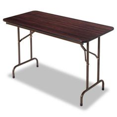 48 Folding Table in Walnut >>> See this great product.(It is Amazon affiliate link) #like4like