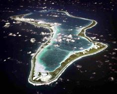 Diego Garcia Atoll  -  been there, done that, ran my last USMC Physical Fitness Test here in July '89