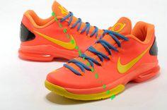 info for c8e43 7ed9b Superhero Nike Zoom KD Kevin Durant Basketball Shoes Zapatos Kd, Zapatos De  Color Azul,