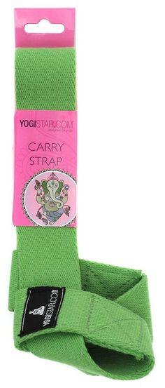 Yogistar Sporttasche »Carry Trageband« für 22,80€. Für jede Yogamatte geeignet, Strapazierfähig, Hautfreundlich bei OTTO