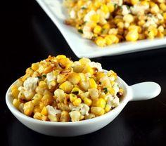 Sugar Cooking: Grilled Corn Salad