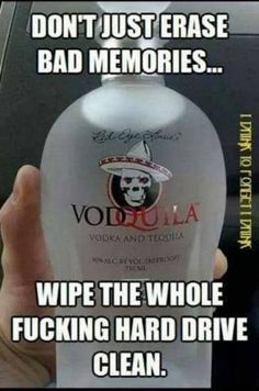 A collection of best drunk memes and fail drunk people that show us what happens if you drink alcohol too much. Drinking is not good but these funny drunk memes and give yourself something to laugh at for the entire day! Funny Drunk Memes, Drunk Humor, Funny Jokes To Tell, Funny Quotes, Humor Quotes, Funny Humor, Badass Quotes, Memes Humor, Redneck Humor