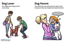 7 Key Differences Between People Who Love Dogs and the People Who Have Them - BlazePress