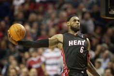 Check out Lebron's dunk of the night here- http://www.sportsblooded.com/see-this/dunk-of-the-night/