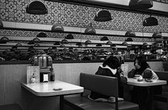 Chat 'n Chew Diner Melbourne 1977. by David Wadelton (Northcote Hysterical…