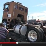 Video: 1971 Freightliner Load Fail