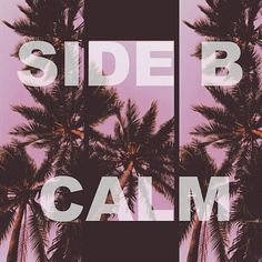 """Side B – """"Calm"""" (Jazz and Soul inspired funky HipHop Beattape)"""