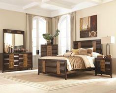 Brentwood King Bedroom Set