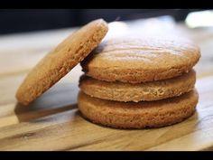 Smul saam met Maroela: Krakerige gemmerkoekies - YouTube Dessert Drinks, Desserts, Biltong, Cookie Recipes, Cookies, Food, Youtube, Tailgate Desserts, Recipes For Biscuits