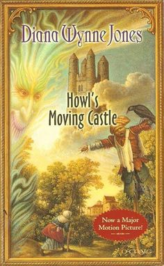 If you've seen Hayao Miyazaki's Howl's Moving Castle, you should take a look at the (much different) original novel. Jones' works are filled with color and humor, and her original spin on things never fails to delight.