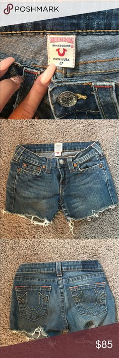 True religions shorts Fashionable shorts True Religion Shorts Jean Shorts