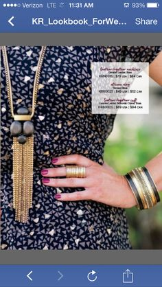 Falling in love with Silpada's new collection!! Shop Now: www.mysilpada.com/kathryn.barbee