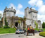 Dromoland Castle Hotel, near Shannon Ireland