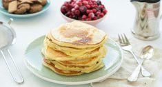 Die besten Pancakes (Grundrezept) | Backen macht glücklich Crepes, Brunch, Breakfast, Desserts, Burritos, Quiche, Pizza, American, Morning Breakfast