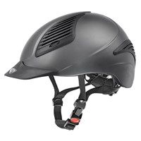 uvex exxential glamour // This safety riding helmet uvex exxential glamour meets all the important safety standards and is also suitable for spectacle wearers. This riding helmet has an excellent ventilation! Riding Hats, Riding Helmets, Riding Clothes, Marathon, Motorcycle Backpacks, Black Helmet, Sport Outfit, Ventilation System, Helmet Design