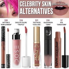 "Jeffree star "" Celebrity skin "" dupes // @kathrynglee123"