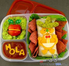 It's Not Just Lunch - Mobile Site » How to keep bento and cute lunches neat until lunchtime