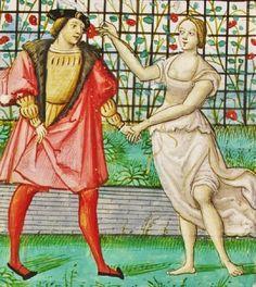 1520 France New York, Morgan Library Museum M. 948 Roman de la Rose