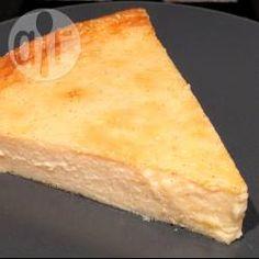 Torta fácil de ricota @ allrecipes.com.br