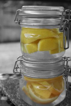 How to make Quick Preserved Lemons