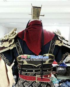 Monkey King armor custume, back
