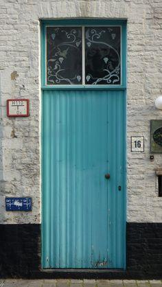 https://flic.kr/p/acjNr7 | Door | Door in Bruges, Belgium