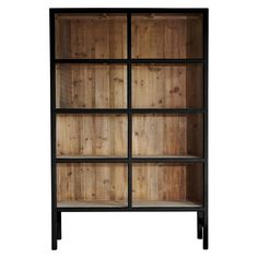 The Bellport Compartment Box from Lifestyle Home Collection has nice big boxes for many books, or your most beautiful items. Armoire, Bookshelves, Bookcase, Cabinet, Home Collections, Decoration, Blinds, Furniture Design, Sweet Home