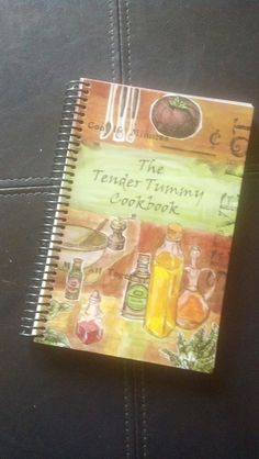 The Tender Tummy Cookbook by G-PACT.org.  251 recipes with gastroparesis in mind, including smoothies.  Gluten and Dairy Free recipes as well.  $16 USA / $23 Outside.  Order via email cookbook@g-pact.org.