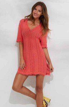 100% Cotton Tunic Dress