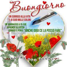 Buona giornata on pinterest buongiorno good morning and for Buongiorno sms divertenti