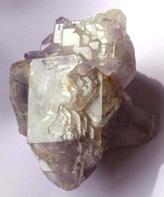 Amethyst Elestial Quartz
