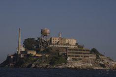 *Alcatraz Island, San Francisco